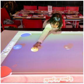 proiettore interattivo da tavolo